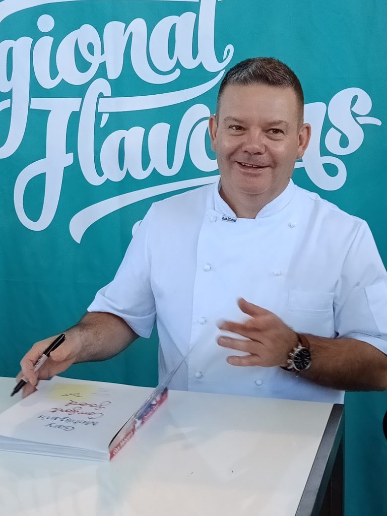 Regional Flavours Book Signing with Gary Mehigan