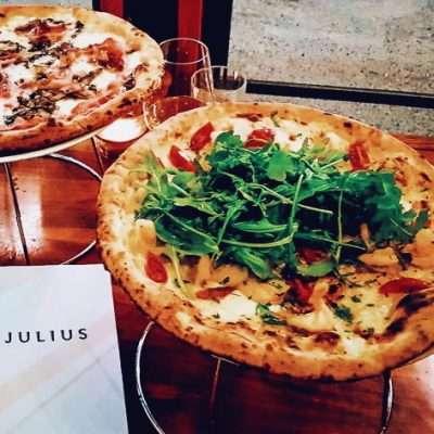 Julius Pizzeria – Fish Lane Brisbane Southside
