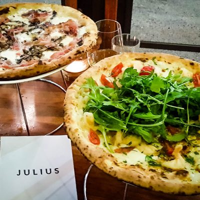 Julius Pizzeria – Fish Lane Brisbane Southside