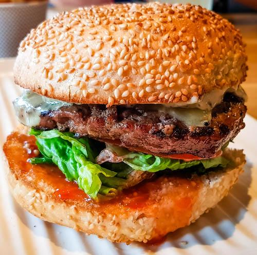 Simply Grill'd Burger