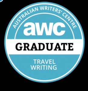 Australian Writers Centre Graduate badge